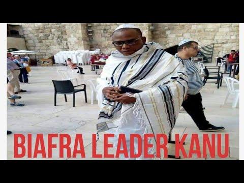 Akaran Farko Nnadi KANU Da Tawayen Biafra Ya Bayyana A Kasar Isra'ila