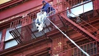 The Chinatown Zipline
