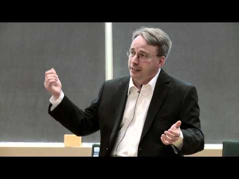 Linus Torvalds : Nvidia, Fuck You !