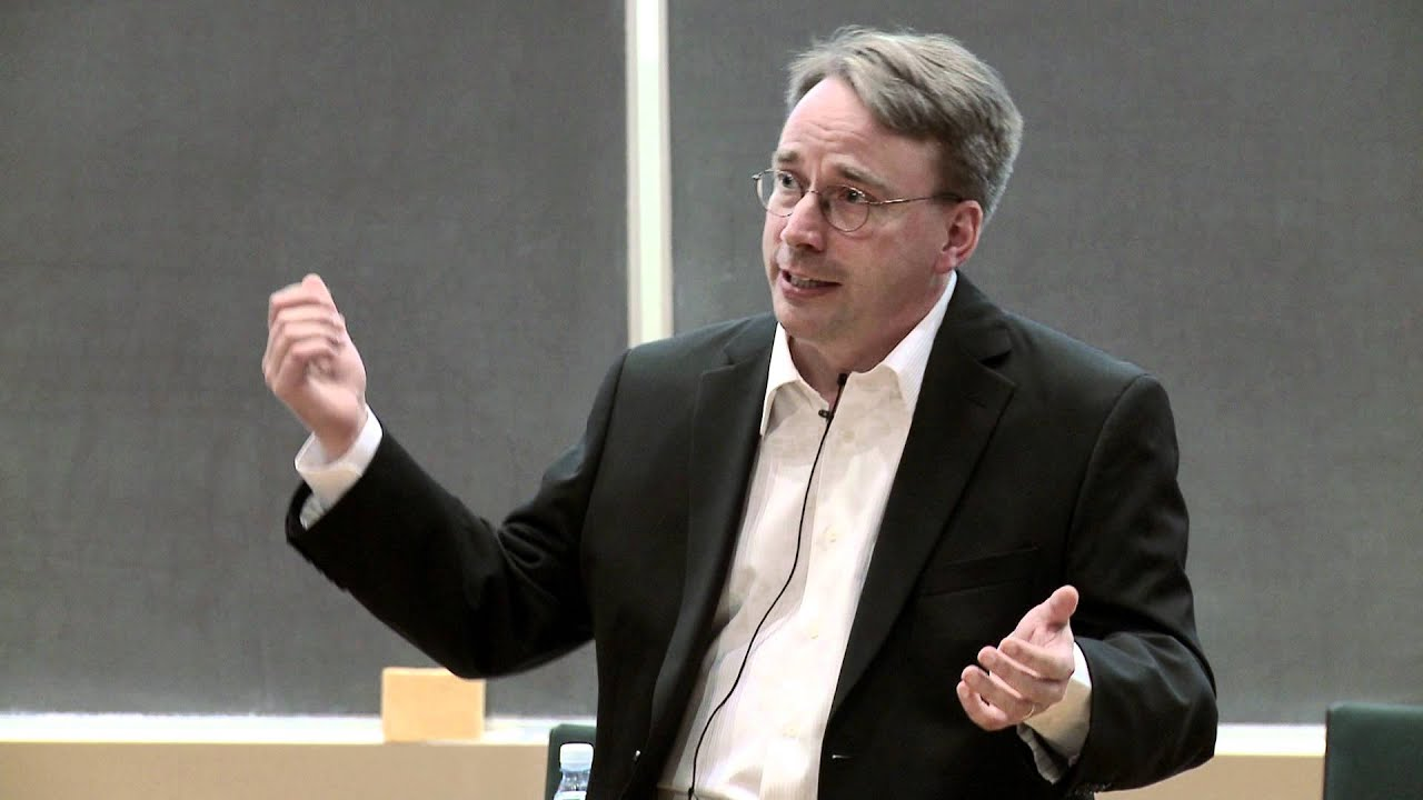 Watch Linus Torvalds Flip The Bird And Say 'F**k You' To NVIDIA