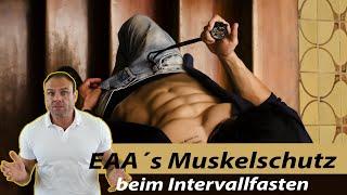 Eaa als Muskelschutz beim Intervallfasten   Essentielle Aminosäuren
