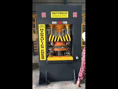 Hydraulic Deep Draw Machine 150 Ton