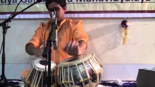 Visharad Tabla Solo: Teen Taal