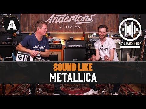 Sound Like Metallica on Bass Guitar