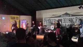 The Glimmer Twins Pennypack Park 2017