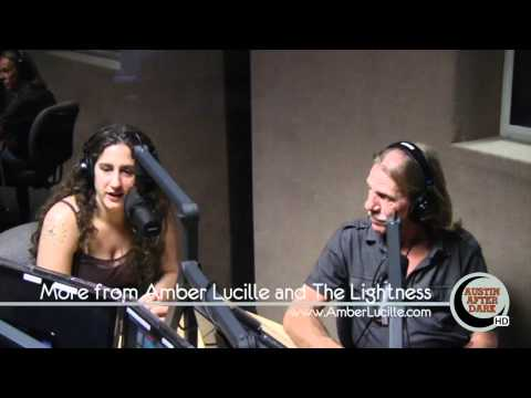 Amber Lucille and the Lightness on Austin After Dark Radio