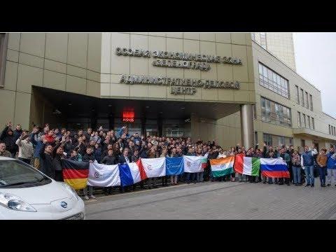 2-я Международная конференция в Москве: как это было - по свежим следам  \ Двигатели Дуюнова