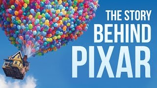 Pixar: The Story Behind The Studio