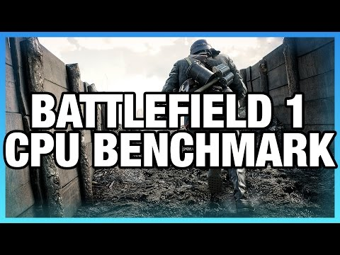 Would this help with the terrible Battlefield 1 CPU optimization