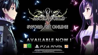 VideoImage1 Accel World VS. Sword Art Online Deluxe Edition