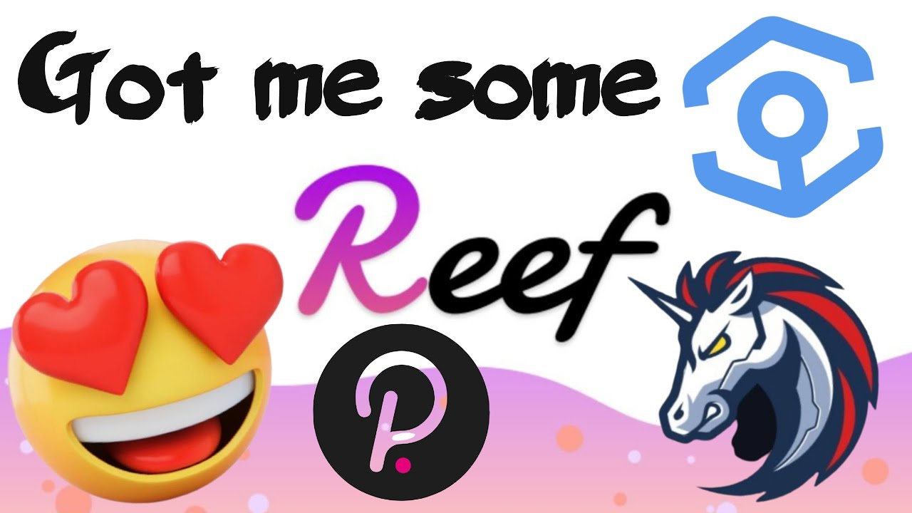 My $3400 Valentines Present From 1inch REEF Financing FOMO ANKR Network New ATH! thumbnail