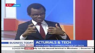 Actuarial and Tech | Technology redefining profession as Kenya keen to harness power of data