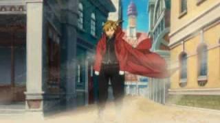 Fullmetal Alchemist AMV  - Open up your Eyes - Daughtry