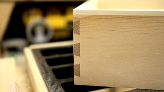 Easiest Dovetails Ever