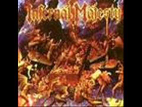 Infernal Majesty - Unholier Than Thou online metal music video by INFERNÄL MÄJESTY