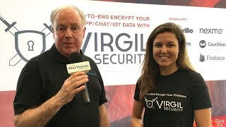 MacVoices #18140: WWDC/AltConf - Virgil Security Provides End-To-End Encryption SDK