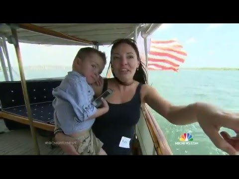 FWF Making A Difference on NBC Nightly News