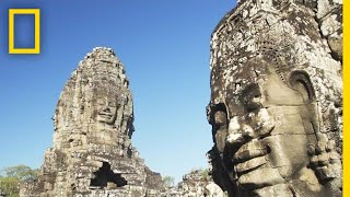 In Cambodia, a City of Towering Temples in the Forest   National Geographic