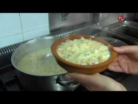 """La Cocina de Ro """"Sopa de Galeras"""""""