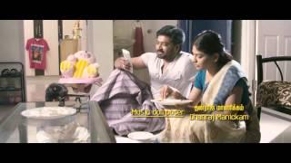 Mirchi Senthil, Vijayalakshmi - Official Trailer - Vennila Veedu