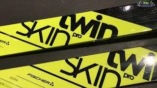 Видео: Обзор про классические беговые лыжи с камусом