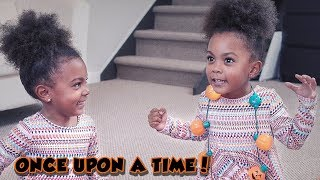 Scare Your Sister Not Baby Brother видео