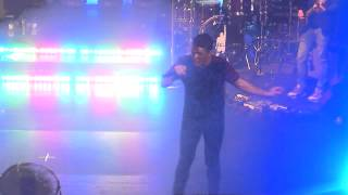 Fahrenheit - Joe McElderry - Lancaster, Evolution Tour