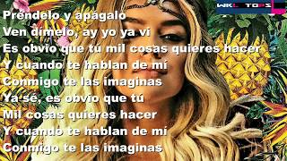 Karol G   Pineapple (Letra   Lyrics)