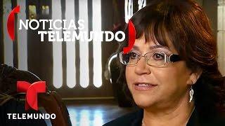 Jenni Rivera Escribió Sobre El Sufrimiento De Su Madre | Exclusiva | Noticias Telemundo
