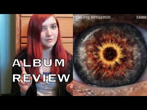 Breaking Benjamin - EMBER - ALBUM REVIEW - Monica LW
