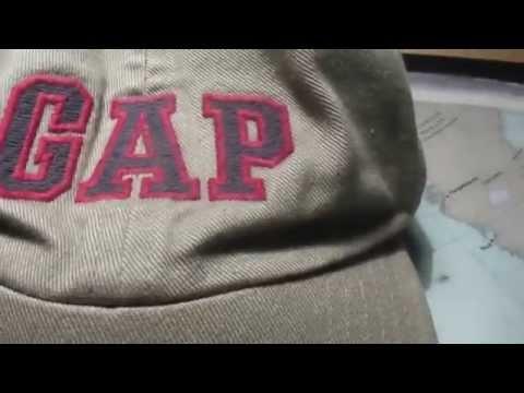 Nick Reviews – GAP Hat