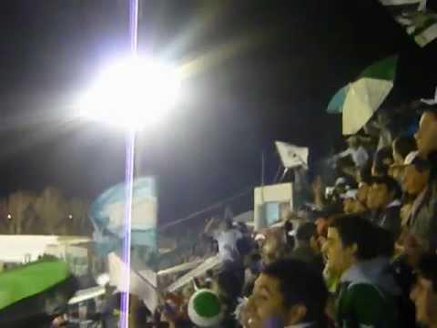 """La Gloriosa Tricolor - Villa Mitre vs Deportivo Madryn"" Barra: La Gloriosa • Club: Villa Mitre"