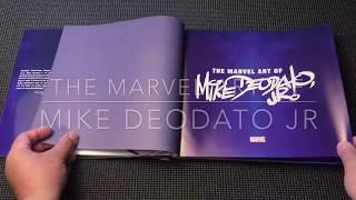 The Marvel Art Of Mike Deodato Jr.