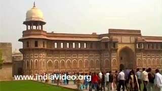 Agra Fort - UNESCO World Heritage Site