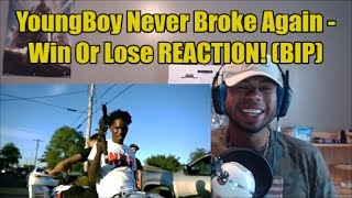 NBA YoungBoy - Win or lose REACTION! (BIPTV)