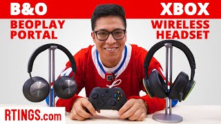 Video: Bang & Olufsen Beoplay Portal vs. Xbox Wireless Headset (2021) - Which One Should You Buy?