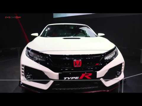 MIAS 2017: Honda Civic Type R launched
