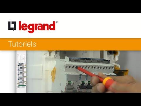 Tableau électrique Drivia Legrand : comment installer un tableau électrique simplement ?