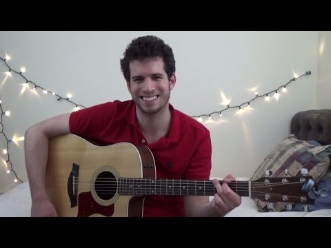 Silent Night - Guitar Lesson - Christmas Song!