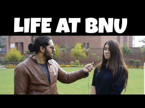 Life in BNU | Walkie Talkies | Ali Zar
