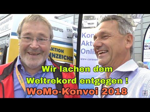 WoMo - Konvoi 2018