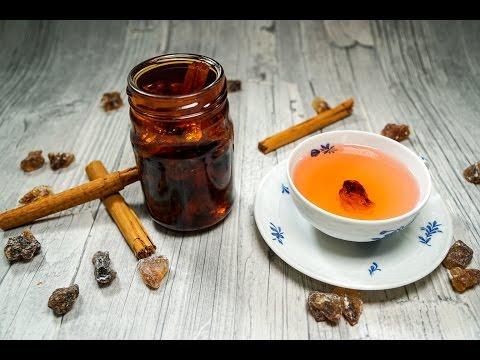 Rum Zimt Kandis #Geschenkidee - Rezept und Anleitung - Natürlich Lecker