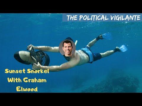 Sunset Snorkel With Graham Elwood