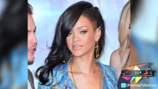 Rihanna Debuts Half-Shaved Head In Japan