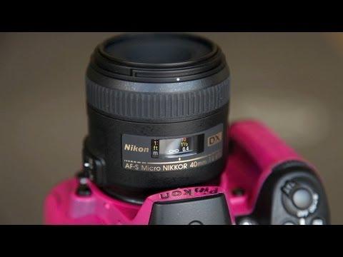 Nikon 40mm f/2.8 AF-S Micro-Nikkor Hands-on Review