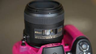Nikon 40mm f/2.8 AF-S Micro-Nikkor Hands-on Review