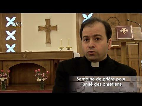 Père F. Nissan - Semaine pour l'unité des chrétiens 2017