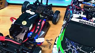 Wltoys K989 FPV with Cat