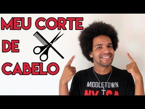 MEU CORTE DE CABELO CRESPO CACHEADO MASCULINO