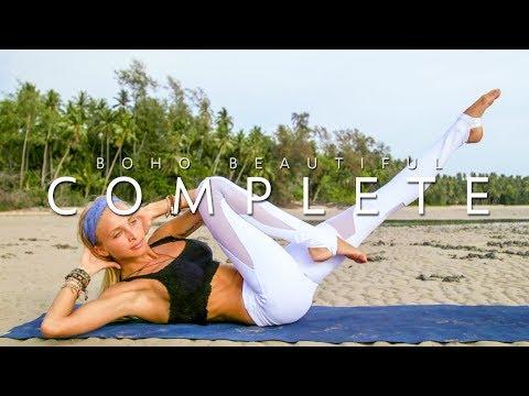 Introducing 'Boho Beautiful Complete' ♥  Yin Yoga, Pilates, & Yoga Workout!